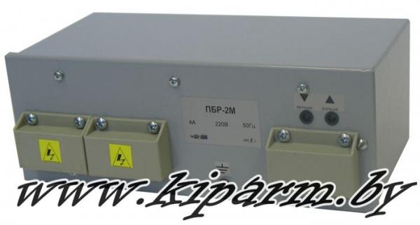 ПБР-2М, ПБР-3А / Пускатели