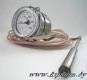 ТГП-100Эк-М1 / Термометр манометрический газовый показывающий электроконтактный