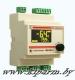 ИВА-6Б2-К-DIN / Термогигрометр стационарный с исполнением блока индикации для монтажа на DIN-рейку